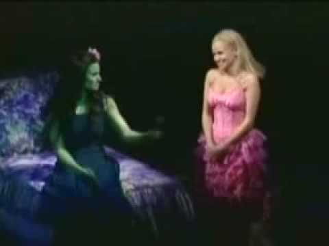 "WICKED ""Popular"" press footage Mp3"