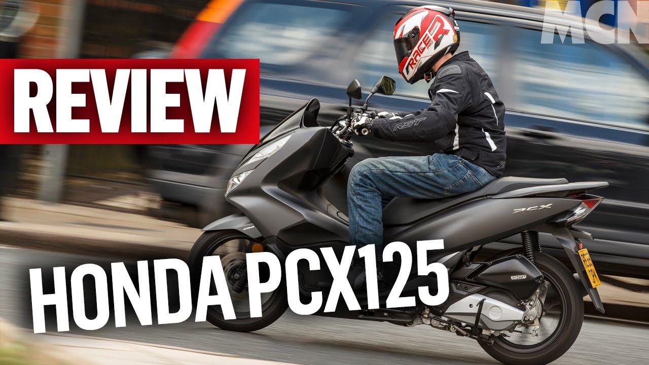 Honda PCX125 review: Dan Sutherland rides the UK's best-selling bike | MCN Reviews