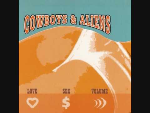 Cowboys aliens out of control