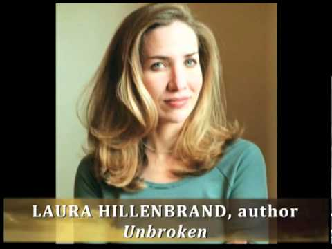 Unbroken by Laura Hillenbrand, Author of SeaBiscuit