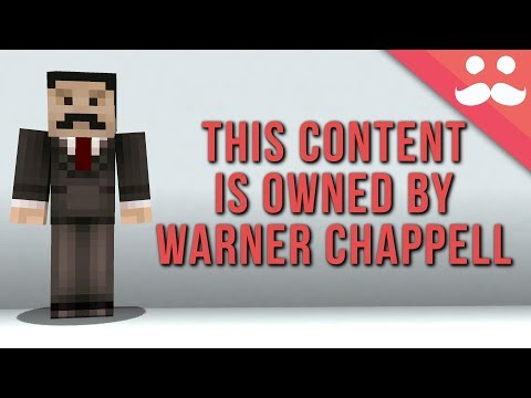 How Warner Chappell was able to steal revenues from 25% of a popular Minecraft vlogger's channels