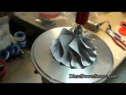 Changing Turbine Oil Seal