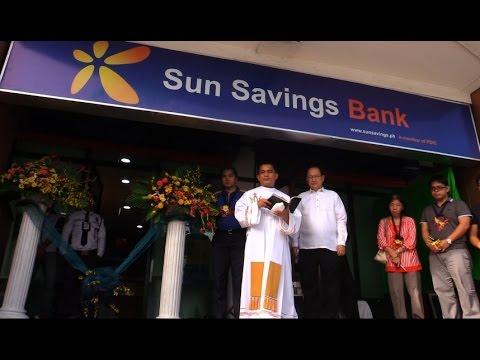 Sun Savings Bank launches 3rd branch in Mandaue City, Cebu
