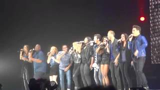 American Idol Tour: Season 12 - Gone Gone Gone - Finale song