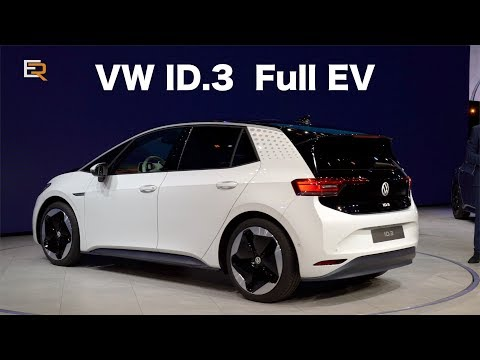 LIVE - 2020 Volkswagen ID.3 - The World's First Look!