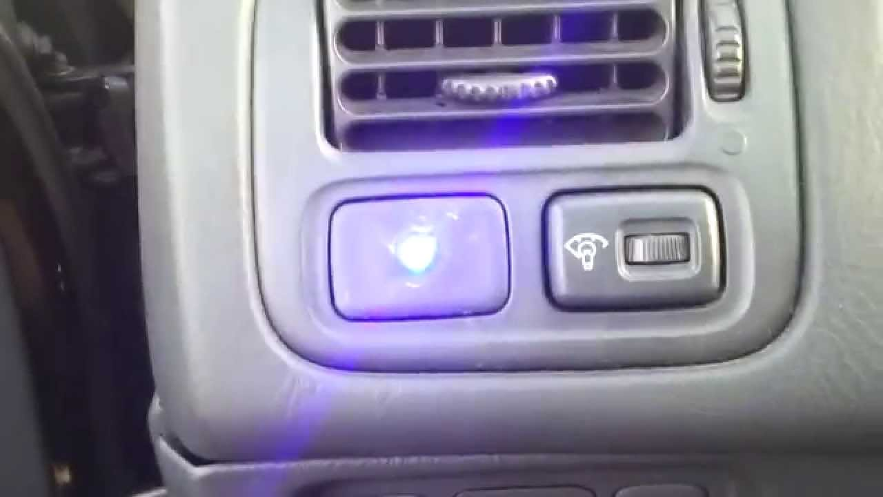 Fake Led Car Alarm Installation
