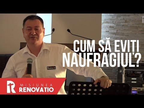 Florin Ianovici - Cum să eviți naufragiul? | MISIUNEA RENOVATIO - Ploiești
