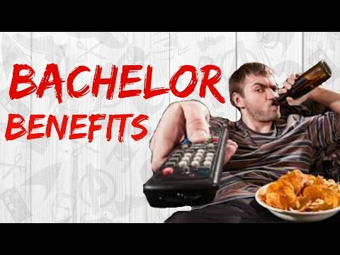 Benefits of Being a Bachelor