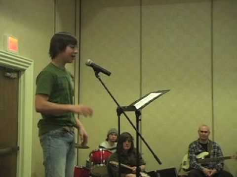 """Allow Yourself to Fly"" by Ben Militello @ Lowell Youth Slam Finals 2010"