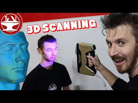 3D SCANNING!? A Day in the Life of the Hacksmith (FLOODS, BREAK INS, FAN MAIL, GIANT HAIL AND MORE)