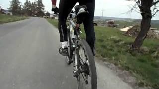 Osma na kole _ Přípravy na Lago di Garda 2011