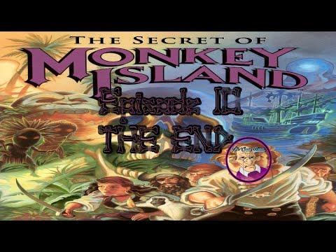 The Secret of Monkey Island Ep 10   LE FIN