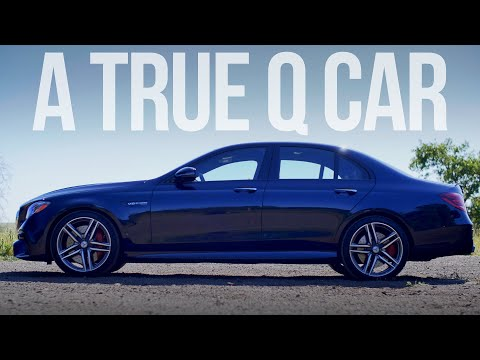 2019 Mercedes-AMG E63 S: This beauty is a beast