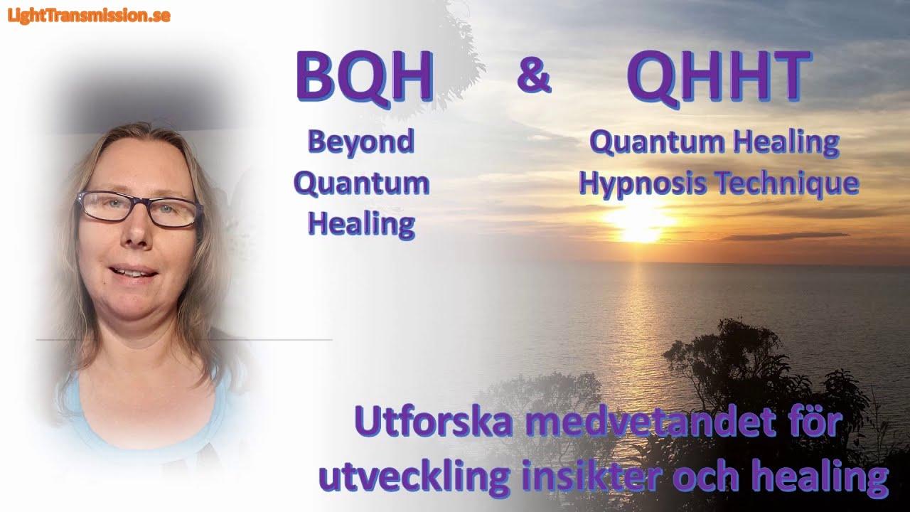 Download BQH och QHHT - metoder för att utforska medvetandet