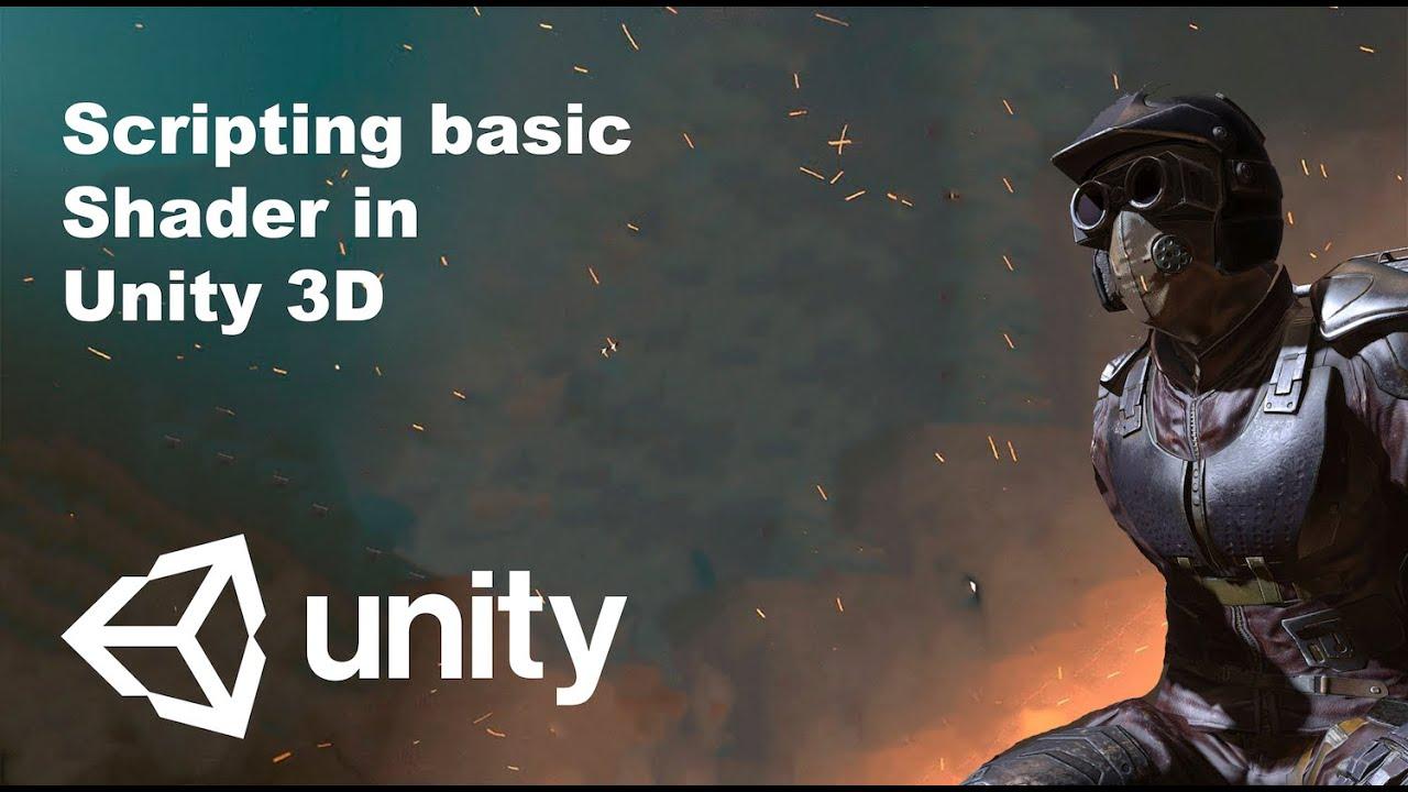 Unity3d scripting tutorial.