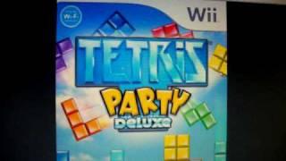 WebTalk - Tetris Party Deluxe