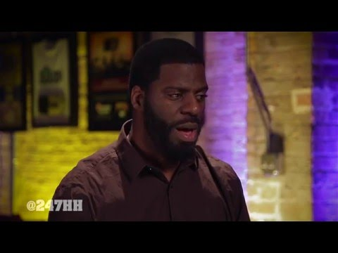 Rhymefest - It's Cheap When People Try To Limit Me To Just Kanye West Or Music (247HH Exclusive)