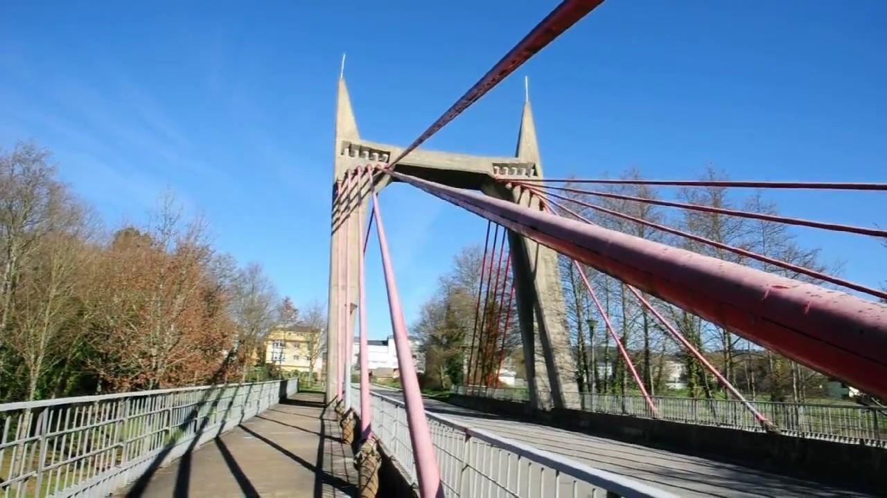 Puentes en as pontes de garc a rodr guez youtube - Tiempo en puentes de garcia rodriguez ...