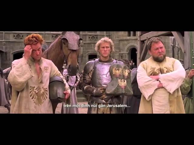 """A Knight's Tale"" Introduction Speech (BEST VERSION)"