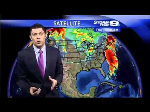 Meteorologist Patrick Ellis - 2014 Resume Tape