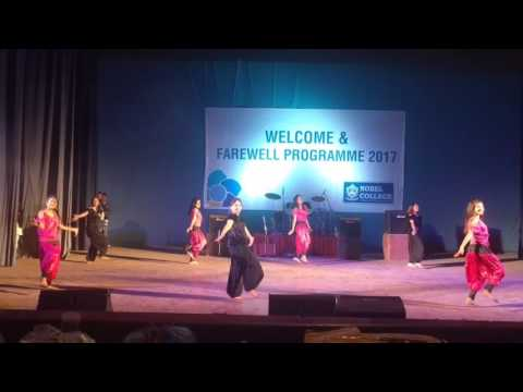 Kuttanadan Punjayile- Kerela Boat Song (Vidya Vox) Dance | Nepali |