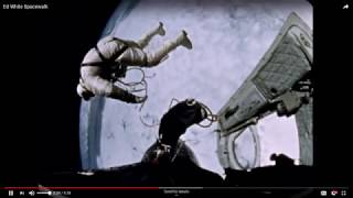Gemini IV Ed White's FAKE Space Walk 1965