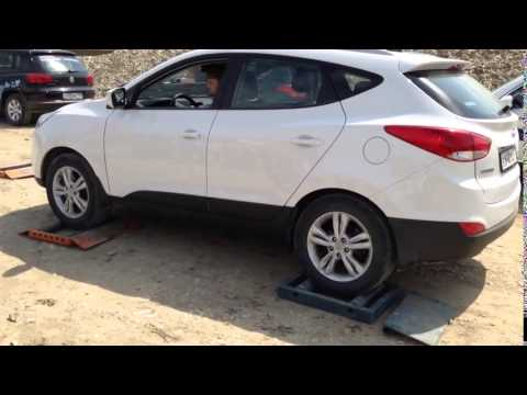 Roller Тест Hyundai IX35