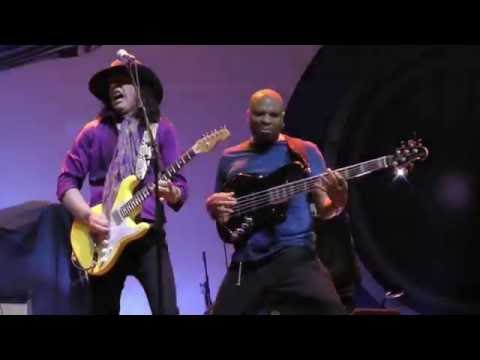 Anthony Gomes BLUES ROCK TORNADO Montreal JAZZ Festival 2016