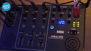 Prologue & Volca Mix das fehlende Glied in der Volca Serie - Superbooth 2018