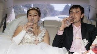 Цыганская свадьба. Рустам и Таня-перезва-9 серия