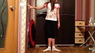 """Передача : Шаги к успеху ))) художественная гимнастика """"Хореография"""""""
