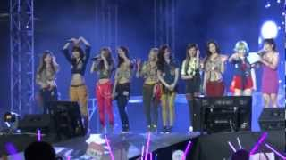[Fancam] Girl's Generation (1/2) @ Dream K-Pop Fantasy Concert in the Philippines 20130119 - Stafaband