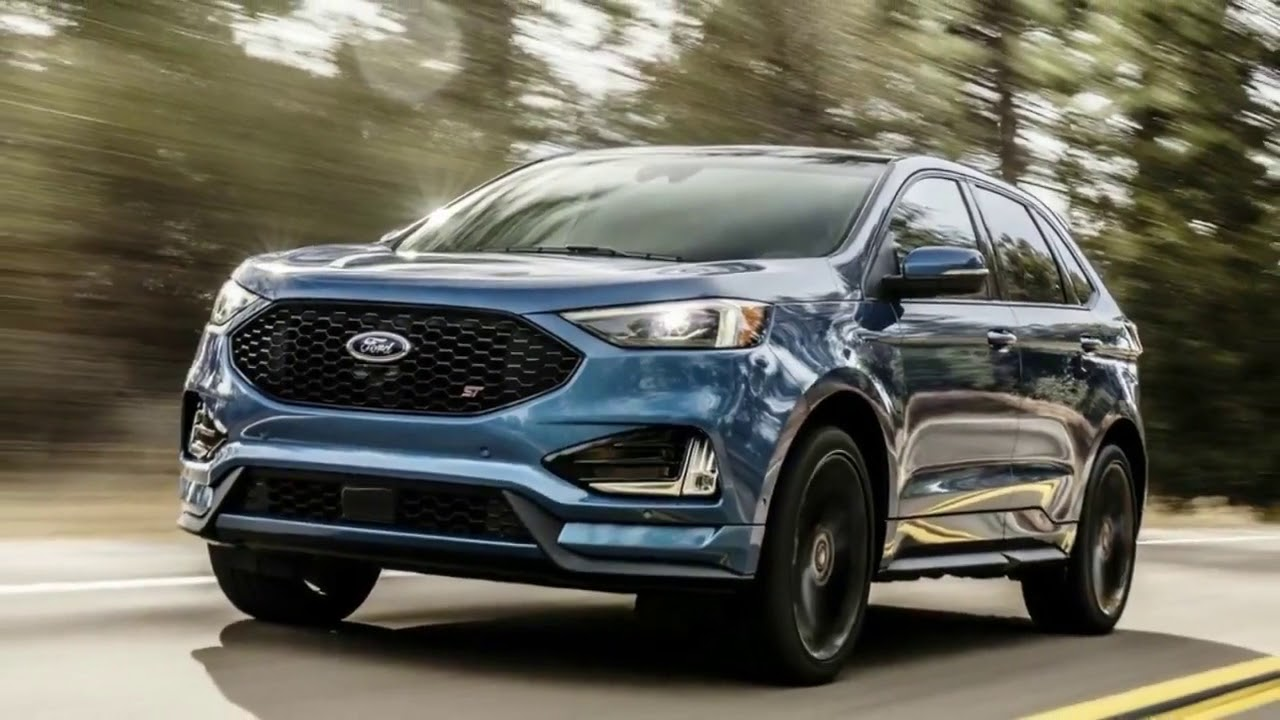 Ford Edge Sport Suv India Launch Detailed