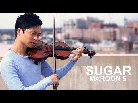 Sugar - Maroon 5 - Violin Cover - Daniel Jang