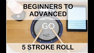 Improve Your 5 Stroke Roll
