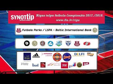 2017-10-08 Futbola Parks / LSPA - Baltic International Bank