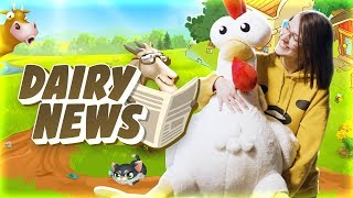 Hay Day Dairy News: A New Place (Update Information) thumbnail