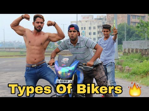 Indians On Bikes || Yogesh Kathuria