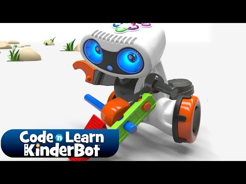 Code 'n Learn Kinderbot™ - Find The Puppy | Cartoons For Kids | Fisher-Price