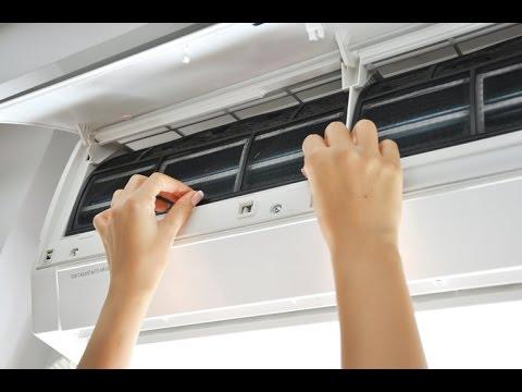 Cách vệ sinh máy lạnh tại nhà ai cũng làm được