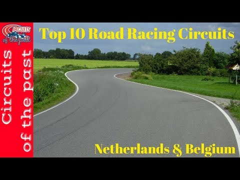 Top 10 Lost road racing circuits in the Netherlands & Belgium