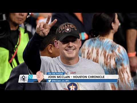 Houston Chronicle's John McClain: AJ Hinch Will Manage Again | The Rich Eisen Show | 1/16/20