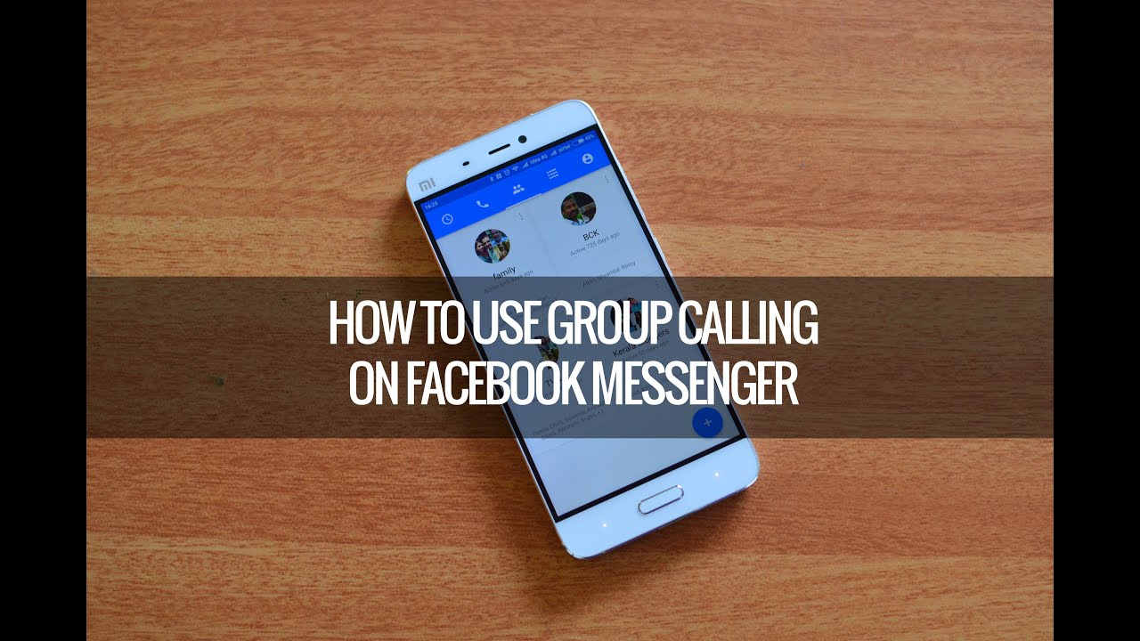 facebook messenger how to create group