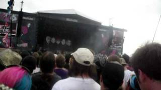 Limp Bizkit - Take A Look Around live at Download Festival 09