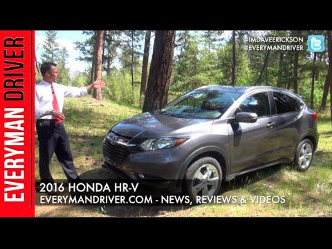 Here's the 2016 Honda HR-V Review on Everyman Driver