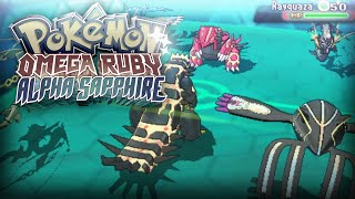 Pokemon ORAS: Legendary Battle! Primal Kyogre, Groudon, Mega Rayquaza - Mootypwns