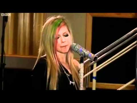 Avril Lavigne  What the Hell BBCRadio1 Lounge