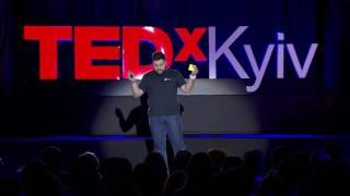 Євангеліє для гопників | Андрій Андрушків | TEDxKyiv