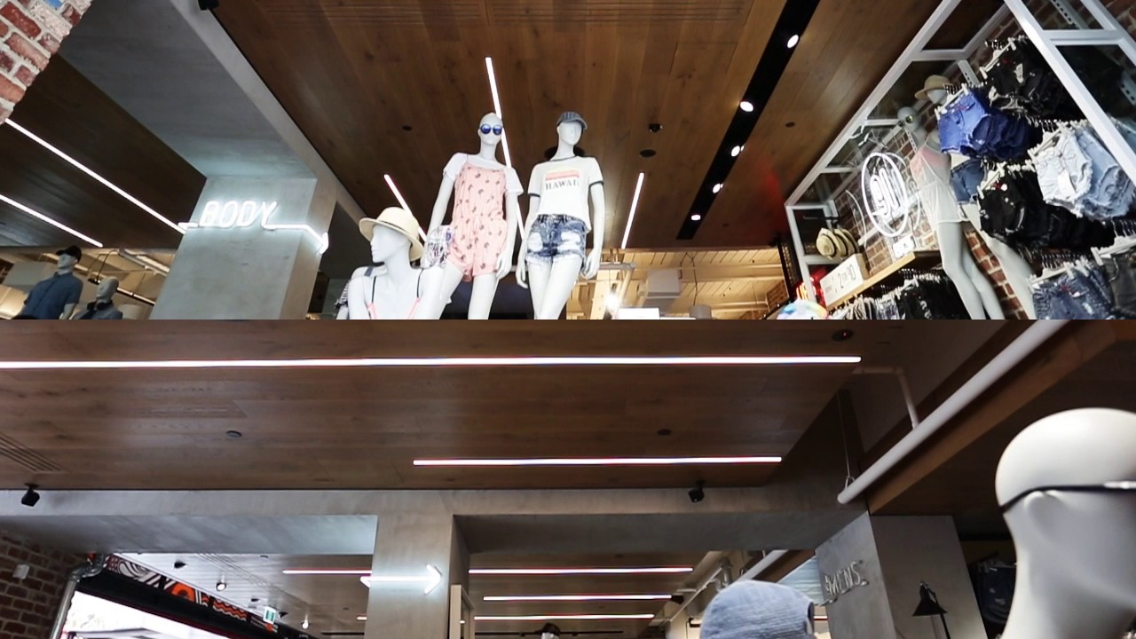 SVL Lighting Solutions  COTTON ON Flagship Store Melbourne Project & SVL Lighting Solutions : COTTON ON Flagship Store Melbourne Project ...