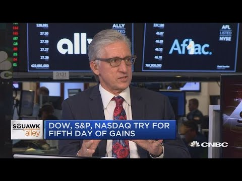 CNBC's Bob Pisani says he doesn't see any bear markets in the near future